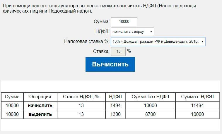 Калькулятор онлайн ставка дохода букмекерские ставки на финансы